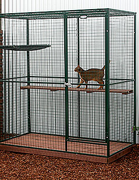Extra Large Cat Enclosure
